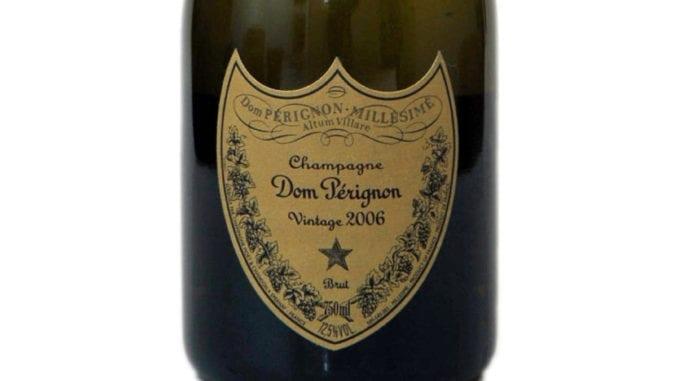 Champagne Brut Vintage 2006