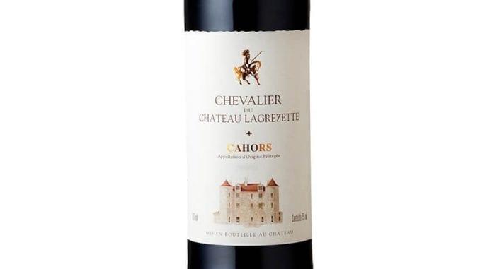 Chevalier du Château Lagrézette 2016